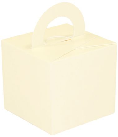 Ivory Cardboard Box Weight
